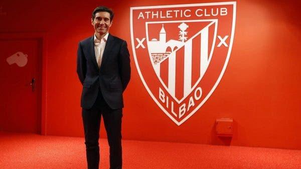 Marcelino Athletic fichaje 2022
