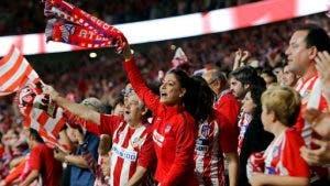 socio Atlético Madrid