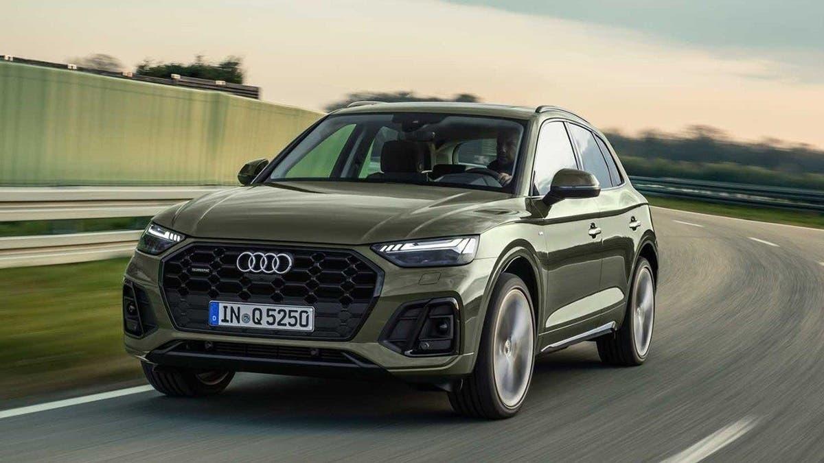 Audi Q5 2021