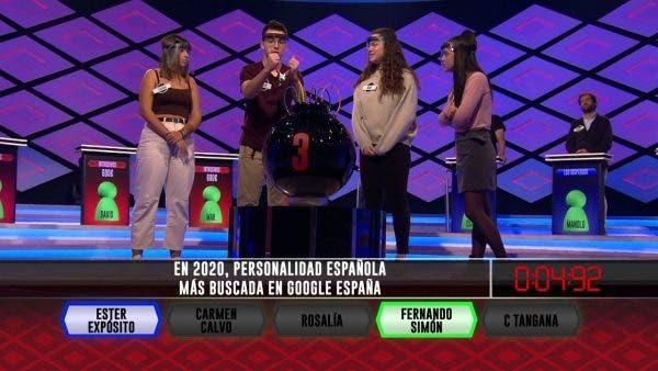 Boom Ester Expósito