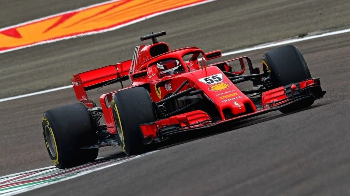 Sainz Ferrari