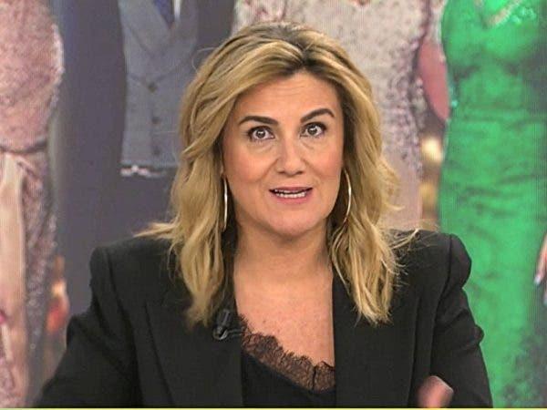 Carlota Corredera vacuna