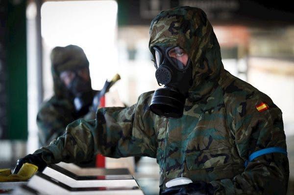 Ejército vacunas