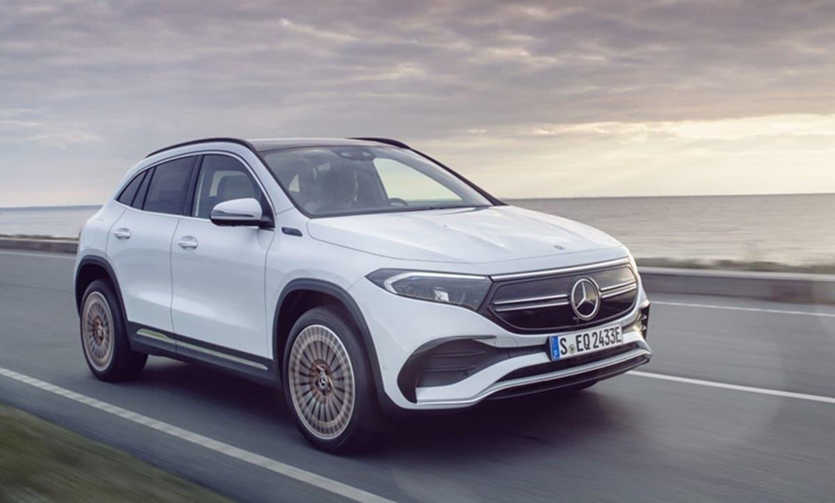 Mercedes EQA eléctrico
