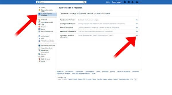 Baja Facebook