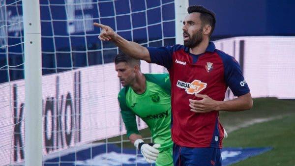 Alavés Enric Gallego