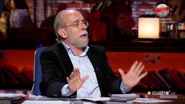 Iker Jiménez Cuarto Milenio