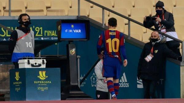 Messi condición