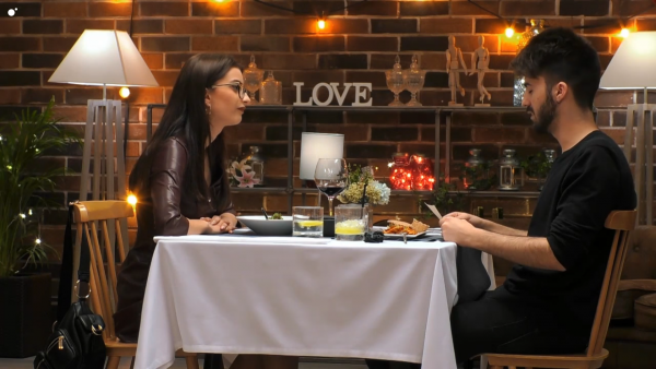 Vicky First Dates