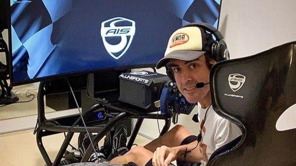 Fernando Alonso piloto de Alpine