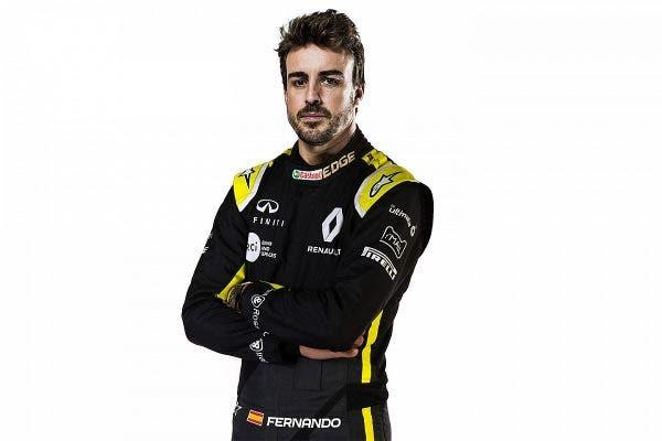 Alonso objetivos