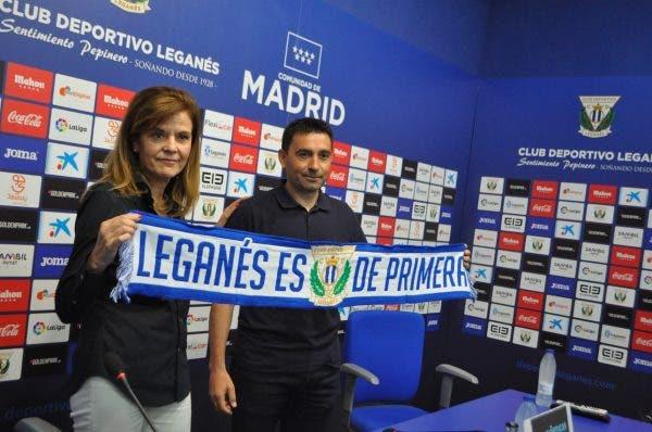 Garitano Leganés