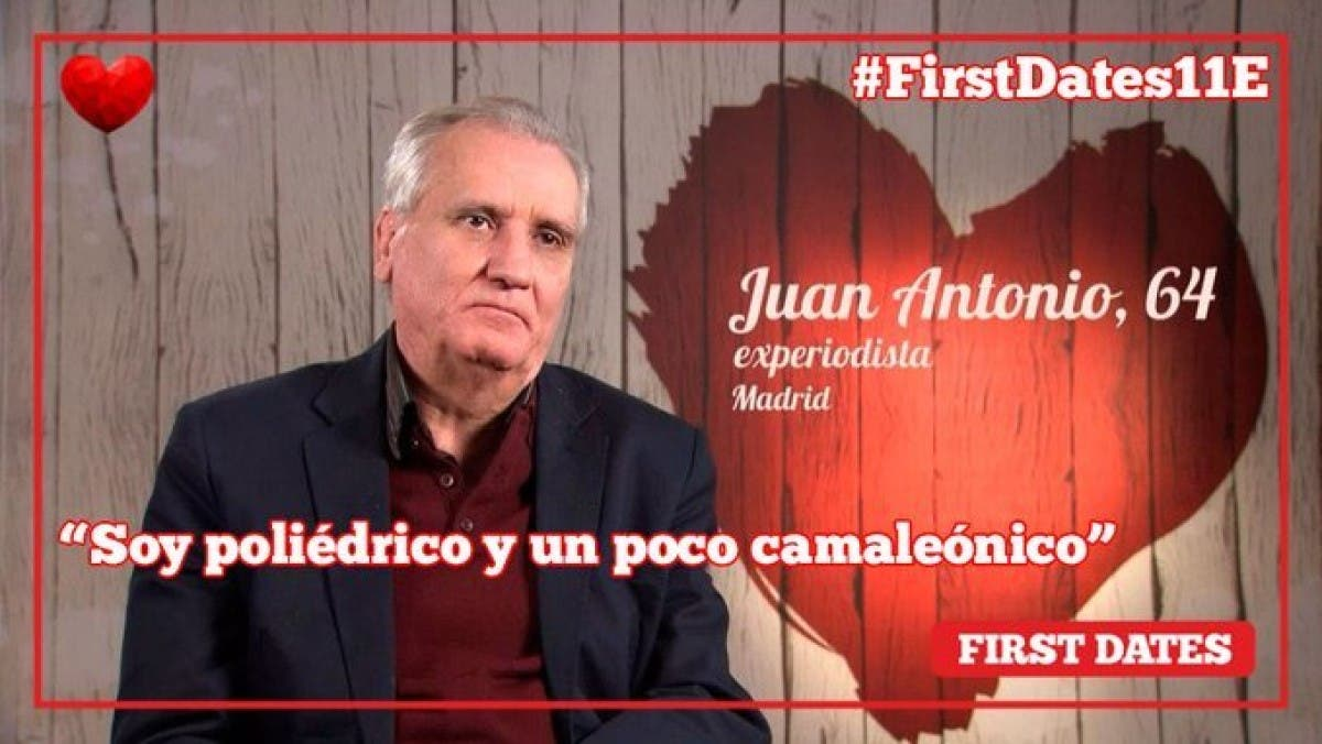 Juan Antonio First Dates
