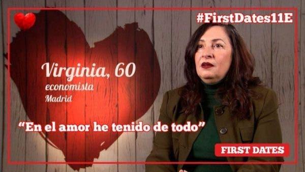 Juan Antonio First Dates