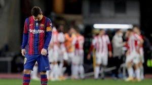 Messi agresión