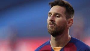 atletico Messi