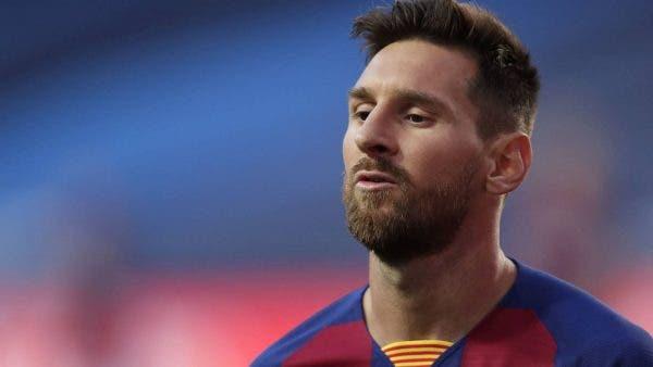 PSG Messi