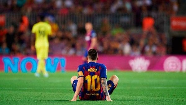 Messi Supercopa