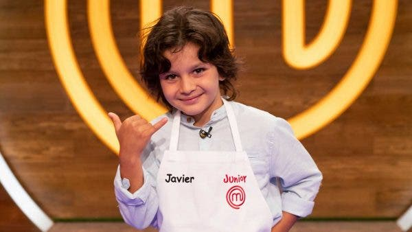 Masterchef Junior Nicolás