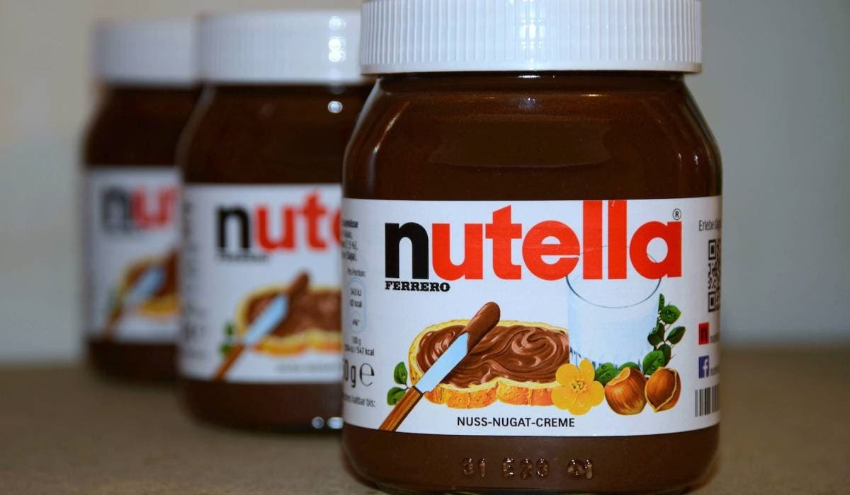 Nutella Real Madrid