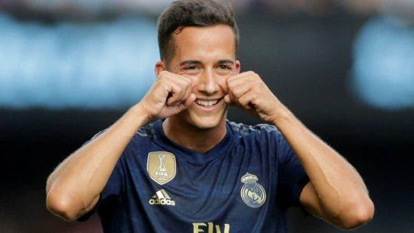 Lucas Vázquez Madrid