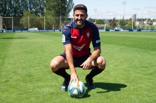 Raúl Navas Osasuna