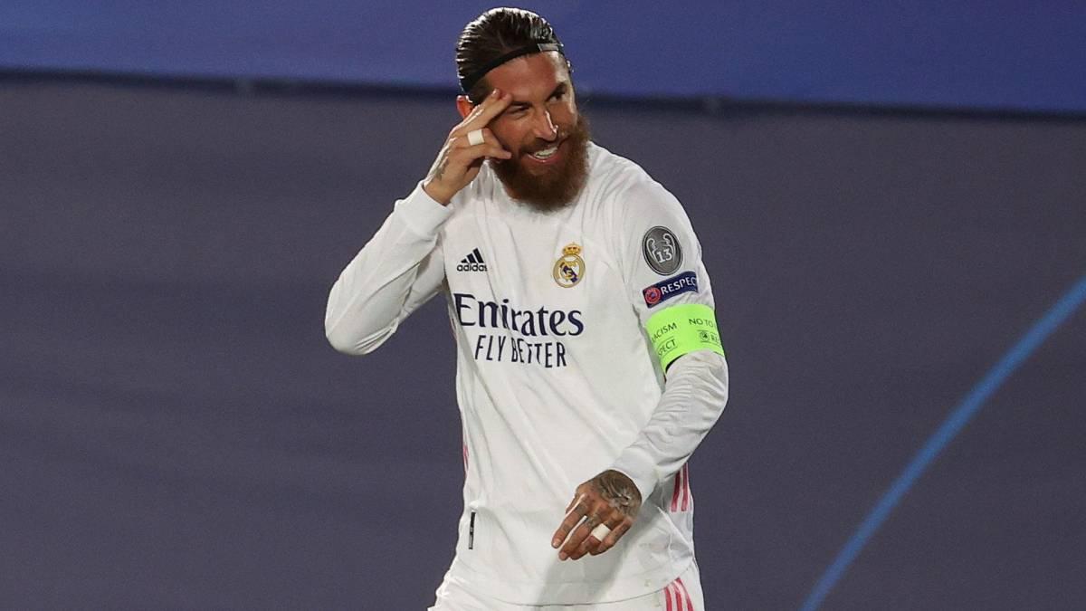 Ramos Bayern