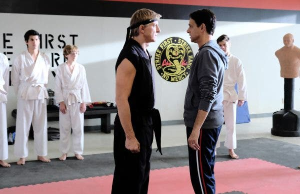 Ali ha vuelto a Cobra Kai