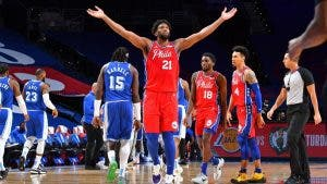 Sixers Lakers
