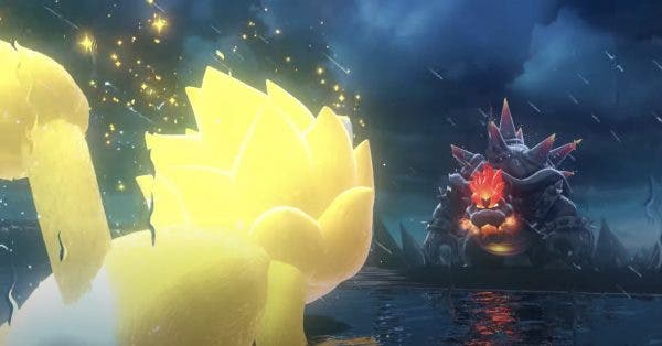 Super Mario 3D World presenta Bowser´s Fury