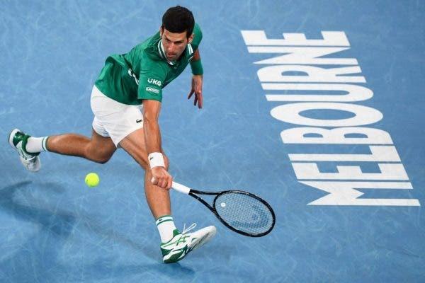 show Djokovic