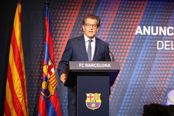 Mbappé Barcelona