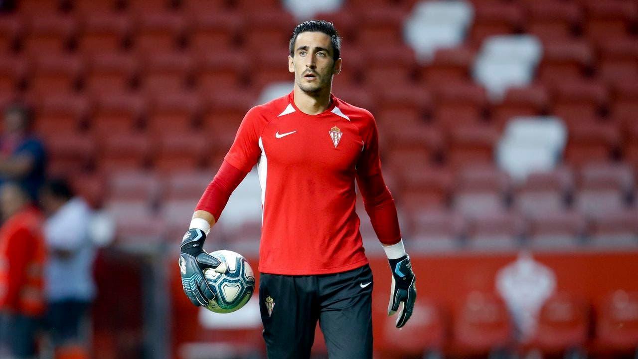 Diego Mariño Sporting