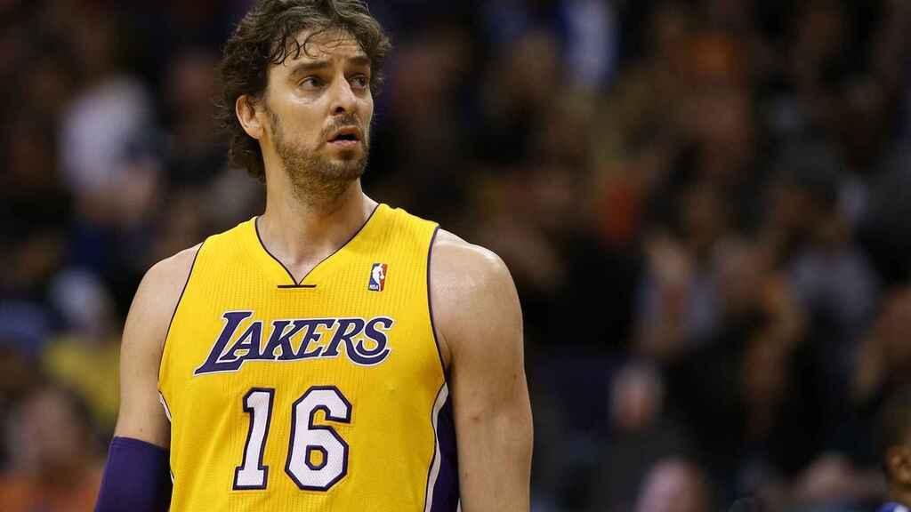 lesión Lakers