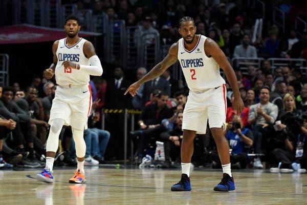 Clippers Kawhi