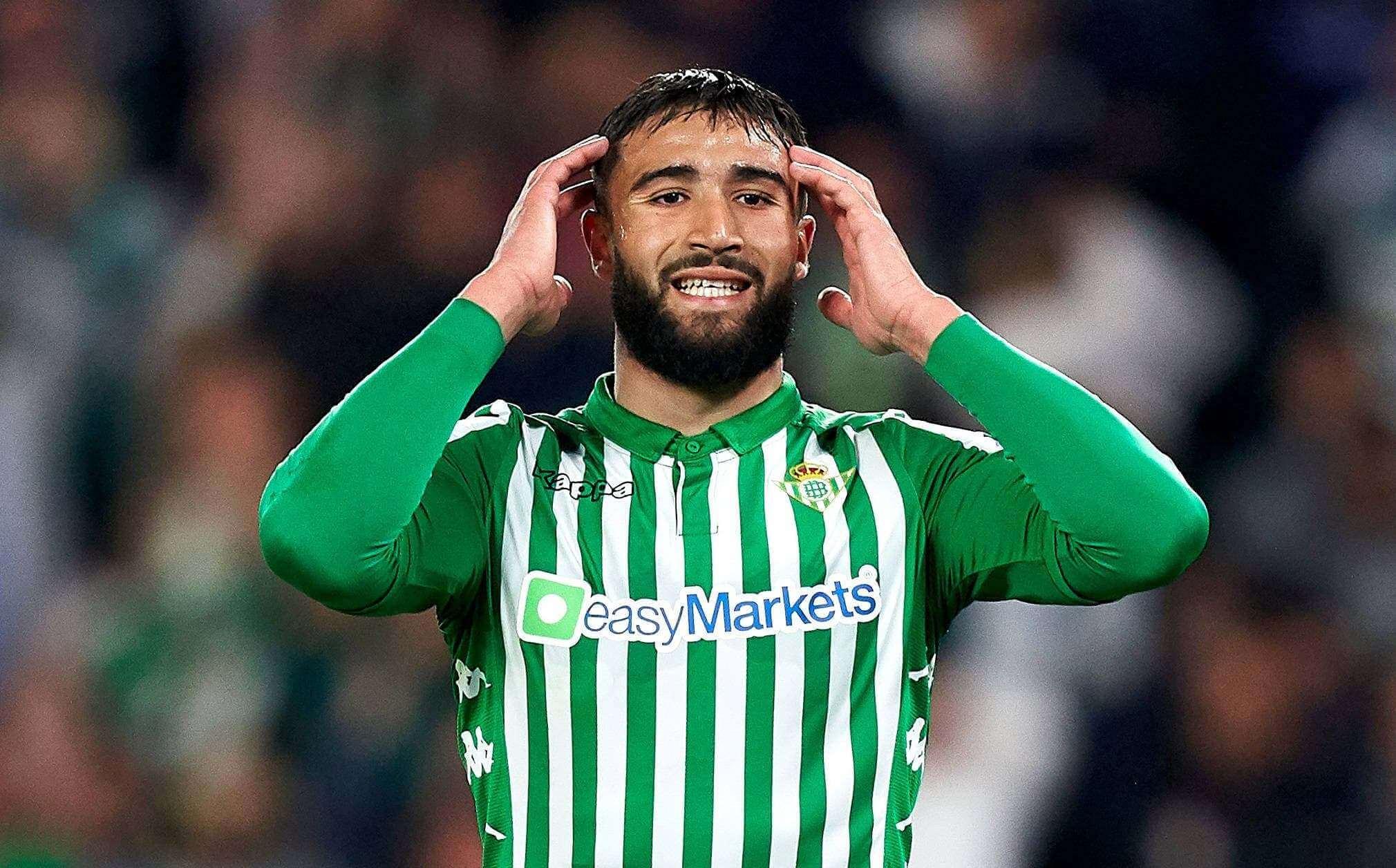 Atlético Fekir