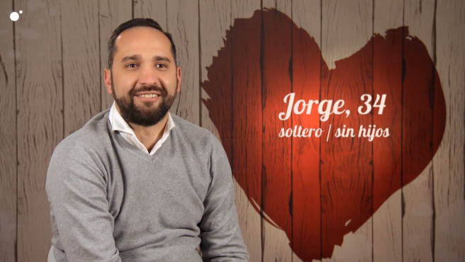Jorge, arrogante en First Dates