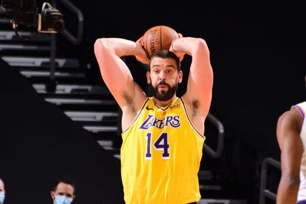 Marc Gasol Lakers