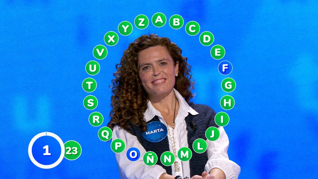 Marta Pasapalabra