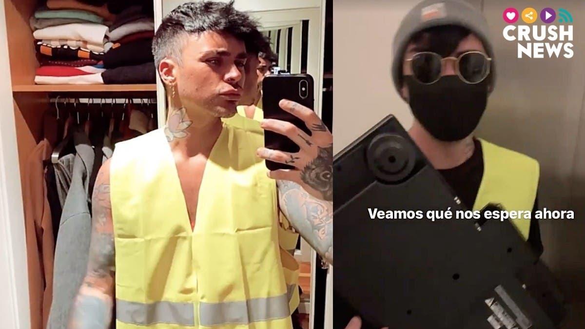 youtuber Casa Papel