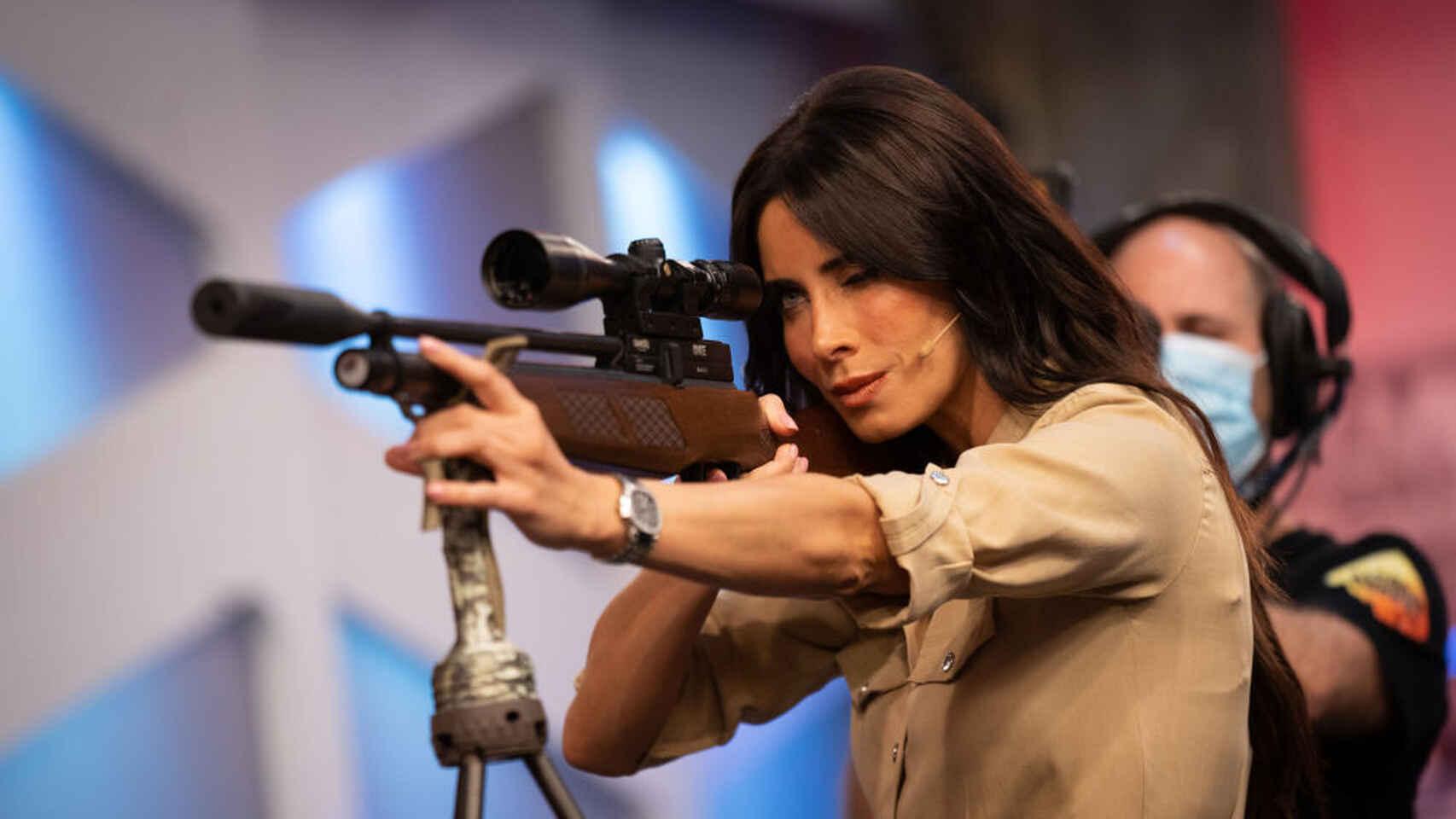 Hormiguero Pilar Rubio