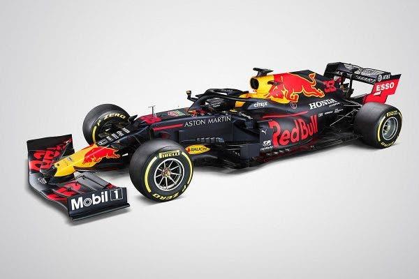 coche Red Bull