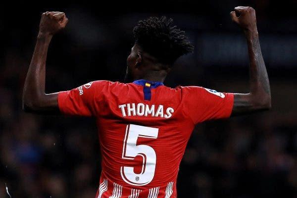 Atlético Thomas