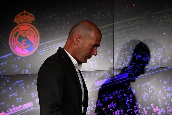 salida Zidane