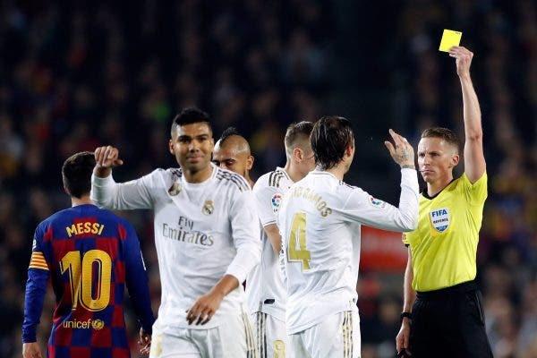 arbitrajes Real Madrid