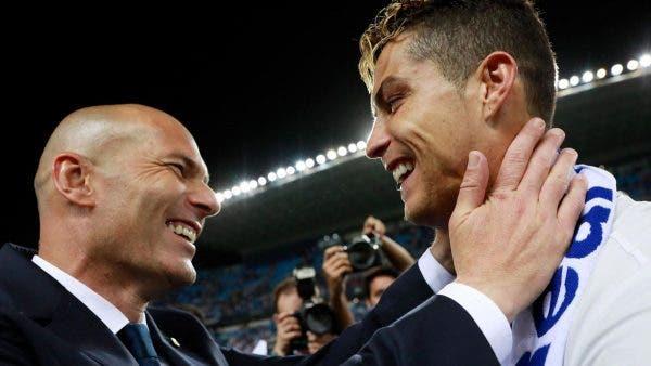 vuelta Cristiano Ronaldo
