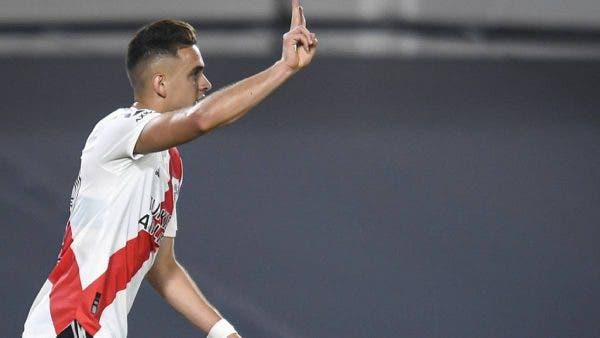 Santos Borré Atlético