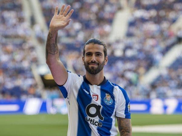Sergio Oliveira Atlético