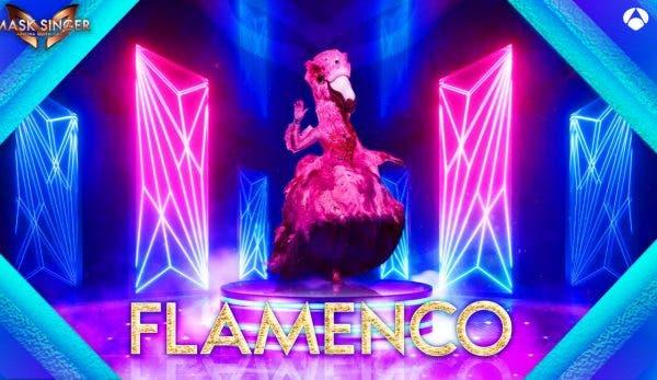 Flamenco Mask Singer