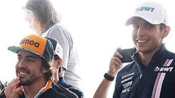Fernando Alonso alpine